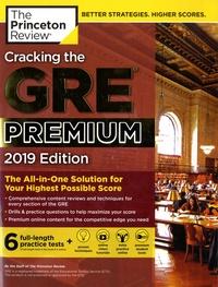 Random House - Cracking the GRE Premium.