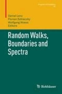 Random Walks, Boundaries and Spectra.