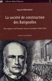 Rang-Ri Park-Barjot - La Société de construction des Batignolles - Des origines à la Première Guerre mondiale (1846-1914).