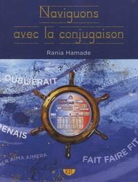 Rania Hamade - Naviguons avec la conjugaison.