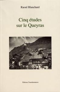 Era-circus.be Cinq études sur le Queyras Image