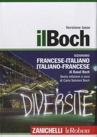 Raoul Boch - Il Boch - Dizionario francese-italiano, italiano-francese.
