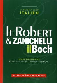 Raoul Boch - Le Robert & Zanichelli - Dizionario Francese-Italiano Italiano-Francese.