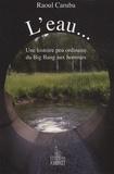 Raoul Caruba - L'eau... - Une histoire peu ordinaire du Big Bang aux hommes.