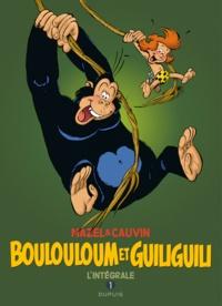 Raoul Cauvin et  Mazel - Boulouloum et Guiliguili Intégrale 1 : .