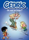 Raoul Cauvin et  Laudec - Cédric Tome 16 : Où sont les freins ?.