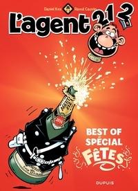 Raoul Cauvin et Daniel Kox - L'agent 212  : Best Of spécial fêtes.