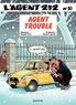 Raoul Cauvin et  Kox - L'agent 212 Tome 10 : Agent trouble.