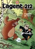 Raoul Cauvin et  Kox - L'agent 212 Tome 15 : L'appeau de l'ours.