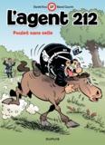 Raoul Cauvin et  Kox - L'agent 212 Tome 17 : Poulet sans selle.