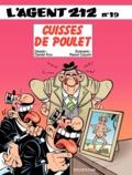 Raoul Cauvin et  Kox - L'agent 212 Tome 19 : Cuisses de poulet.