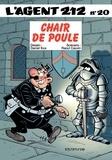 Raoul Cauvin et  Kox - L'agent 212 Tome 20 : Chair de poule.