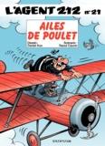 Raoul Cauvin et  Kox - L'agent 212 Tome 21 : Ailes de poulet.
