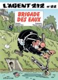 Raoul Cauvin et  Kox - L'agent 212 Tome 22 : Brigade des eaux.