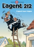 Raoul Cauvin et  Kox - L'agent 212 Tome 29 : L'agent tous risques.