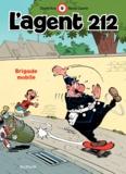 Raoul Cauvin et  Kox - L'agent 212 Tome 9 : Brigade mobile.