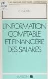 Raoul Cauvin - L'Information comptable et financière des salariés.