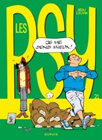 Raoul Cauvin et  Bédu - Les Psy Tome 21 : Je me sens mieux !.