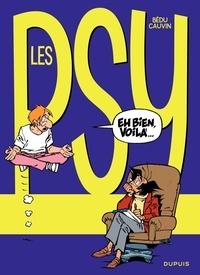 Raoul Cauvin et  Bédu - Les Psy Tome 6 : Eh bien, voilà....