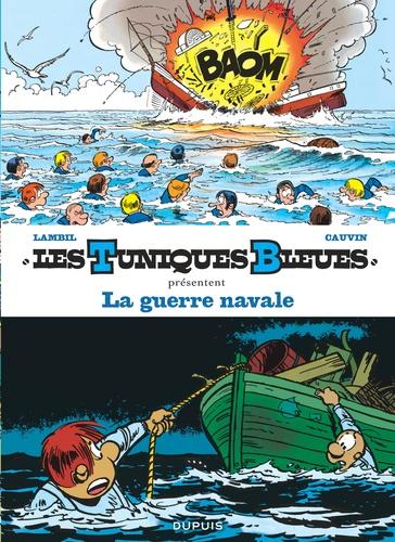Raoul Cauvin et Willy Lambil - Les Tuniques bleues présentent Tome 7 : La guerre navale - Tome 7, Les Bleus de la marine ; Tome 19, Le David.