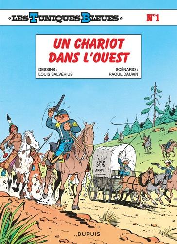 Les Tuniques Bleues Tome 1 Un chariot dans l'Ouest
