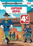 Raoul Cauvin et Willy Lambil - Les Tuniques Bleues Tome 35 : Captain Nepel.