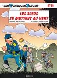 Raoul Cauvin et Willy Lambil - Les Tuniques Bleues Tome 58 : Les Bleus se mettent au vert.