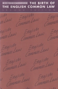 The Birth of the English Common Law.pdf