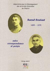 Raoul Coutant - Raoul Coutant - Entre correspondance et poésie, 1895-1975.