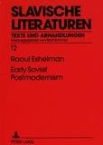 Raoul Eshelman - Early Soviet Postmodernism.