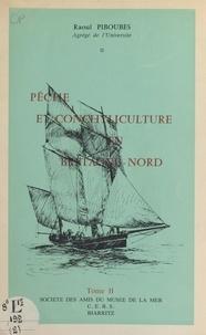 Raoul Piboubès - Pêche et conchyliculture en Bretagne-Nord (2).