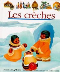 Raoul Sautai et Jacqueline Vallon - Les crèches.