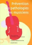 Raoul Tubiana - Prévention des pathologies des musiciens.