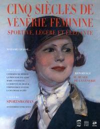 Sportive, légère et élégante - Cinq siècles de vénerie féminine.pdf