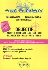 Openwetlab.it Objectif - Atout+3, Ecristart, EBS, EDC, ESG, Bachelor EGC, PASS, PRISM, TEAM Image