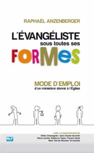 Accentsonline.fr L'évangéliste sous toutes ses formes - Mode d'emploi d'un ministère donné à l'Eglise Image