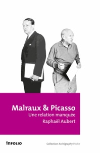 Raphaël Aubert - Malraux & Picasso - Une relation manquée.