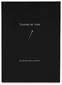 Raphaël Boccanfuso - Tendre de noir.