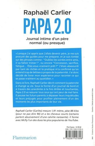 Papa 2.0. Journal intime d'un père normal (ou presque)