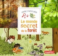 Le monde secret de la forêt.pdf