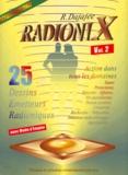 Raphaël Dajafée - Radioni X - Tome 2, 25 Dessins émetteurs radioniques avec mode d'emploi.