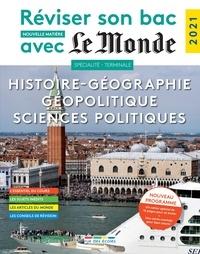 Raphaël Delarge et Laurent Gayard - Histoire-Géographie, Géopolitique Sciences politiques Terminale.