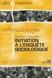 Raphaël Desanti et Philippe Cardon - L'initiation à l'enquête sociologique.
