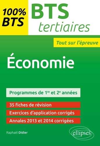 Raphaël Didier - BTS tertiaires : Economie.