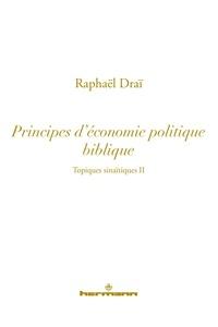 Topiques sinaïtiques - Tome 2, Principes déconomie politique biblique.pdf