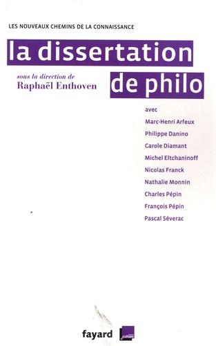Mthode dissertation philo citation resume support