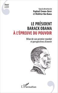 Deedr.fr Le président Barack Obama à l'épreuve du pouvoir - Bilan de son premier mandat et perspectives d'avenir Image