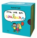Raphaël Fejtö - Ma vie en couleurs - Coffret en 6 volumes.