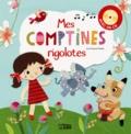 Raphaël Garaud et Ewa Kozyra-Pawlak - Mes comptines rigolotes. 1 CD audio
