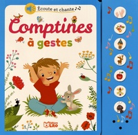 Raphaël Garraud - Comptines à gestes.
